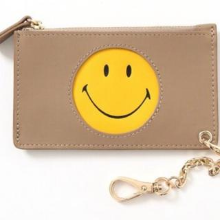 ドゥーズィエムクラス(DEUXIEME CLASSE)の新品* ドゥーズィエムクラス GOOD GRIEF!SMILE コインパース(コインケース)
