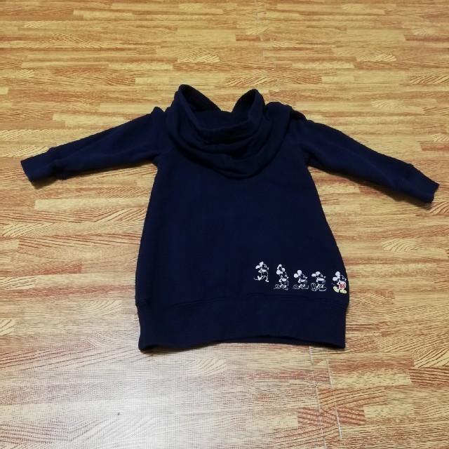 BREEZE(ブリーズ)のブリーズ ミッキー 80 キッズ/ベビー/マタニティのベビー服(~85cm)(その他)の商品写真