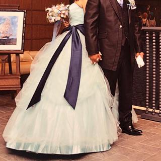 AIMER - エメ ウエディングドレス カラードレス