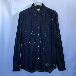 ユニフォームエクスペリメント(uniform experiment)の【kenboo様専用】美品 Uniform Experiment 長袖シャツ(シャツ)
