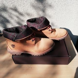 ティンバーランド(Timberland)のティンバーランド イエローブーツ23.5cm(ブーツ)