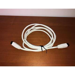 エレコム(ELECOM)のFire Wireケーブル(9ピン- 9ピン 2.0m)(映像用ケーブル)