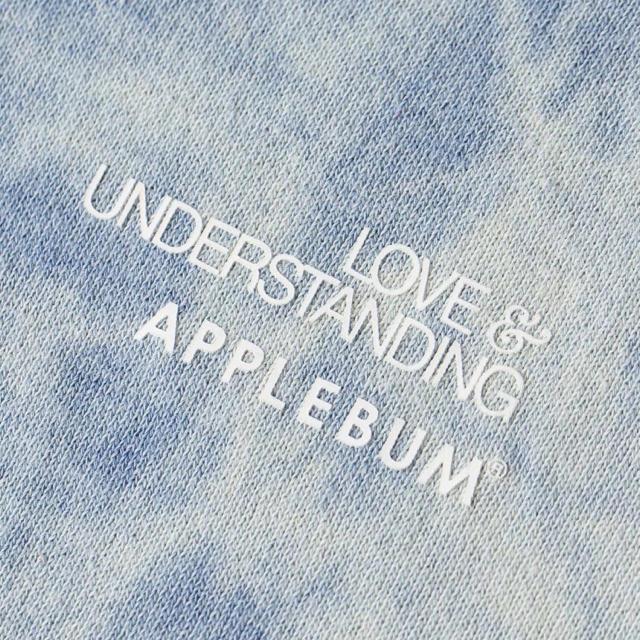 APPLEBUM(アップルバム)のapplebum アップルバムIndigo TieDye Sweat パーカー メンズのトップス(パーカー)の商品写真