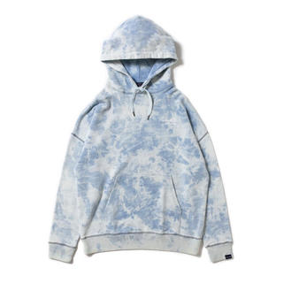 APPLEBUM - applebum アップルバムIndigo TieDye Sweat パーカー