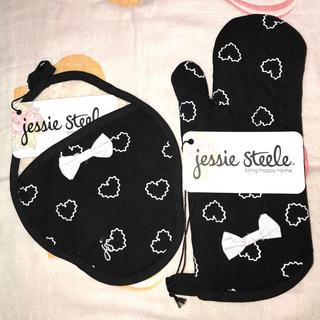 ジェシースティール(Jessie Steele)のタグ付き⭐️ジェシー  スティールのミトン2点(収納/キッチン雑貨)