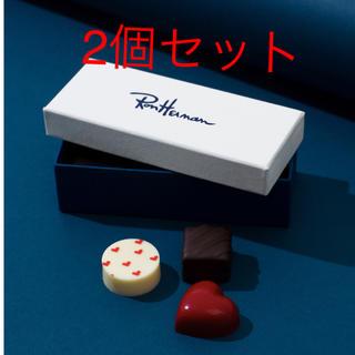 ロンハーマン(Ron Herman)のロンハーマンバレンタインチョコレート2020 2箱(菓子/デザート)
