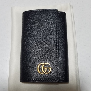 Gucci - グッチ GUCCIマーモントキーケース(正規品保証します)