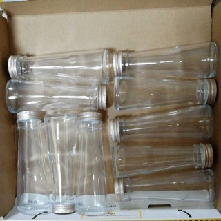 ハーバリウム瓶、テーパー50ml 10本セット(その他)