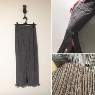 ロキエ(Lochie)のused Vintage プリーツスカート(ロングスカート)