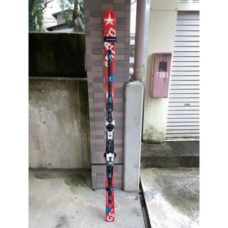 アトミック(ATOMIC)のAtomic REDSTAR スキー板 GS 187cm R26(板)