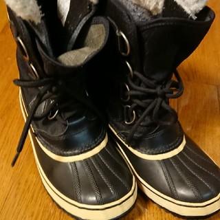ソレル(SOREL)のソレル スノーブーツ 24.5(ブーツ)