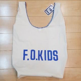 エフオーキッズ(F.O.KIDS)のF.O.KIDS エフオーキッズ レジ袋 マイバッグ(エコバッグ)