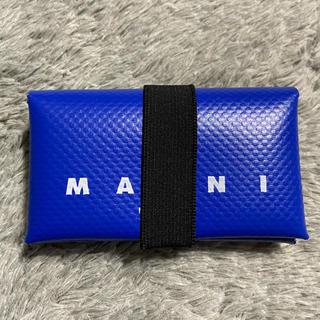 マルニ(Marni)の確認用(折り財布)