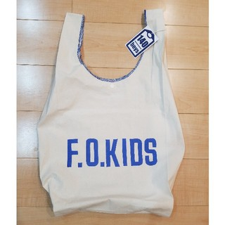 エフオーキッズ(F.O.KIDS)のレジ袋 F.O.KIDS エフオーキッズ マイバッグ トート(エコバッグ)