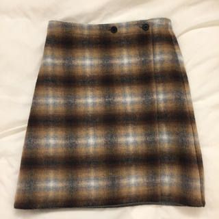 ルーニィ(LOUNIE)のルーニィ 巻きスカート(ひざ丈スカート)