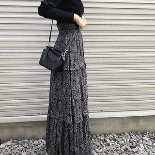 イザベルマラン(Isabel Marant)の週末値下げ ISABELMARANT/イザベルマラン フローラル マキシスカート(ロングスカート)