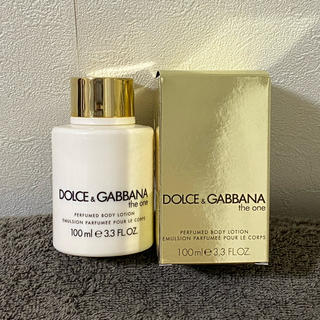 ドルチェアンドガッバーナ(DOLCE&GABBANA)のドルチェ&ガッバーナ ボディローション(ボディローション/ミルク)