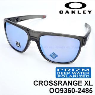 オークリー(Oakley)のOAKLEY オークリー クロスレンジ XL プリズムディープウォーター 偏光(ウエア)