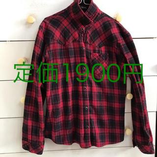 アベイル(Avail)のチェックシャツ、ネルシャツ(シャツ/ブラウス(長袖/七分))