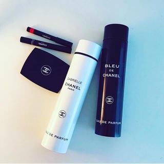シャネル(CHANEL)のシャネル 水筒 ボトル BLACK(タンブラー)