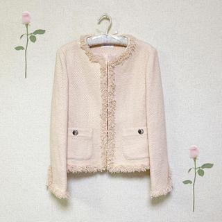 ピンクハウス(PINK HOUSE)のvintage pink jacket 🐇(テーラードジャケット)