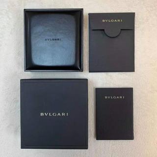 ブルガリ(BVLGARI)のブルガリ ネックレス ケース 箱 ペンダント アクセサリー ジュエリーケース(その他)