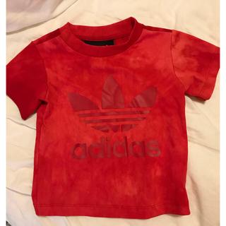 アディダス(adidas)のadidas ベビー Tシャツ 80cm(Tシャツ)