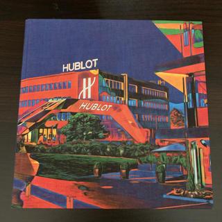 ウブロ(HUBLOT)のHUBLOT 2018 カタログBOOK(ファッション/美容)