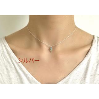 チビジュエルズ(Chibi Jewels)の新品 chibi jewels NEW YORK ネックレス シルバー(ネックレス)