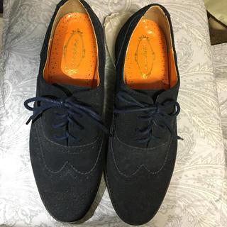 アズノゥアズオオラカ(AS KNOW AS olaca)のas know as ウィングチップシューズ(ローファー/革靴)
