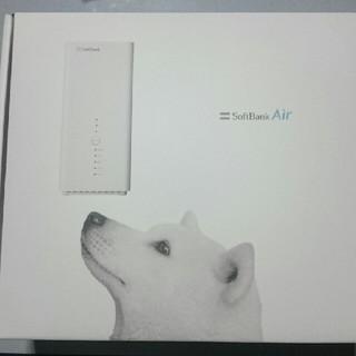 ソフトバンク(Softbank)のSoftBank Air3(その他)