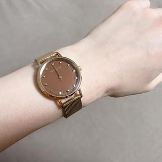 ココシュニック(COCOSHNIK)のCOCOSHNIK 時計 (2020年1月号Giselle掲載)(腕時計)