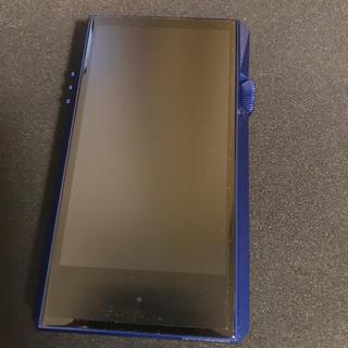 アイリバー(iriver)の鶴uan様専用 Ak A&ultima SP1000M Lapis Blue(ポータブルプレーヤー)