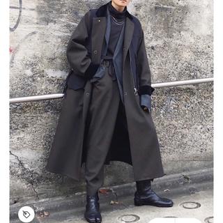 サンシー(SUNSEA)のsunsea coat最終値下げ(チェスターコート)