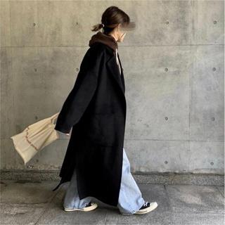 fashiru woolロングコート(ロングコート)