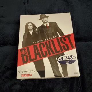 【新品未開封】ソフトシェルブラックリスト シーズン4 BOX DVD(TVドラマ)