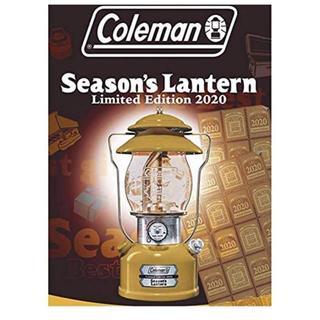 コールマン(Coleman)のColeman シーズンズランタン2020(ライト/ランタン)