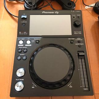 パイオニア(Pioneer)の値下げ不可 Pioneer DJ  XDJ-700 ① 専用カバー付(CDJ)