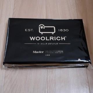 ウールリッチ(WOOLRICH)のウールリッチ ボディバック(ボディーバッグ)