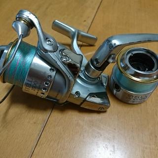 シマノ(SHIMANO)の98ステラ 2500 ジャンク 替えスプール付き(リール)