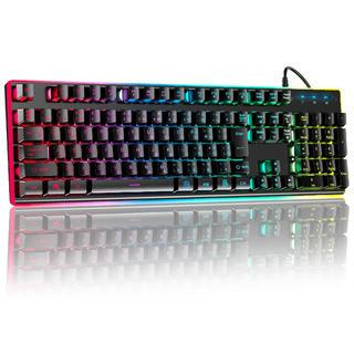 ゲーミングキーボード 有線 (PC周辺機器)