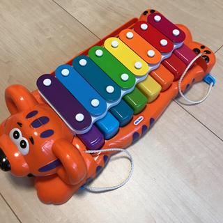 ギター鉄琴セット(楽器のおもちゃ)