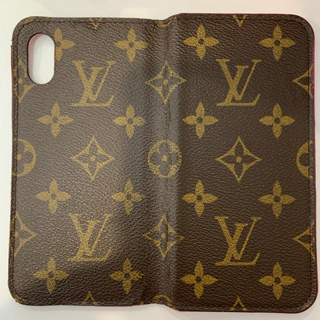 LOUIS VUITTON - LV iPhoneX ケースの通販