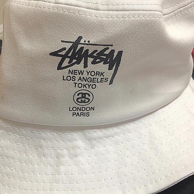 STUSSY(ステューシー)のstussy ハット レディースの帽子(ハット)の商品写真