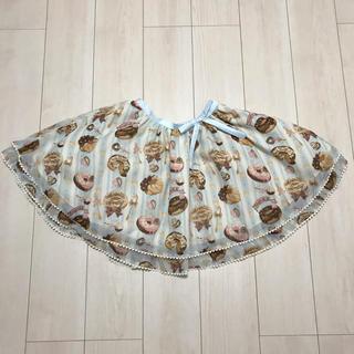 アンジェリックプリティー(Angelic Pretty)の【最終価格】Melty Cream ドーナツスカート(ミニスカート)