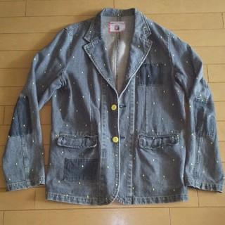 アンダーカバー(UNDERCOVER)のジャケット(Gジャン/デニムジャケット)