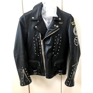 lewis leathers×hysteric glamour ライダース