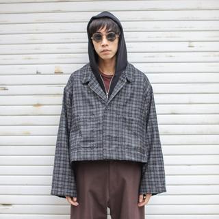 ランチキ(RANTIKI(乱痴気))のbadhiya short length jacket(シャツ)