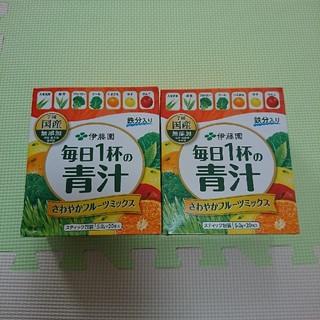 イトウエン(伊藤園)の伊藤園 青汁④(青汁/ケール加工食品)