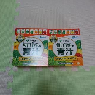 イトウエン(伊藤園)の伊藤園青汁 ⑤(青汁/ケール加工食品)